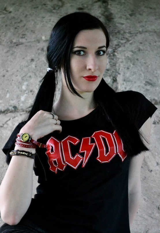 AC/DC - I love Rock and Roll