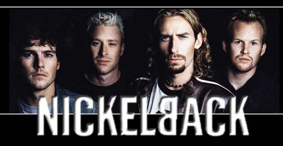 Nickelback - I Am Here Without You Baby