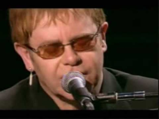Elton John - Your Song (live)