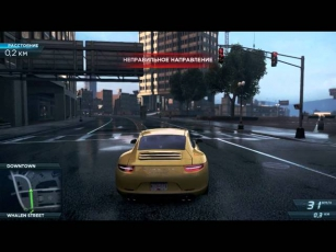 Обзор игры Need For Speed Most Wanted 2 2012 GTX 660 Ti