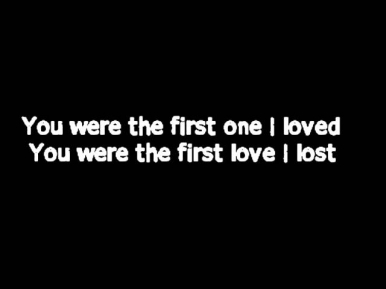You Me At Six - This Is The First Thing ( Lyrics )