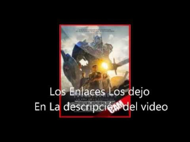 Transformers 4: La era de la extinción (2014) [3gp/Mp4][Latino]